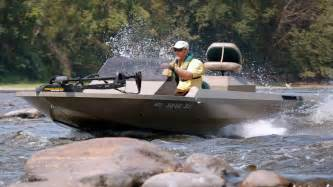 Pictures of Jet Drive Aluminum Boats