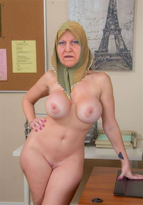 Arab Milf Granny Free Porn Pics From Soaadkanom Porncom