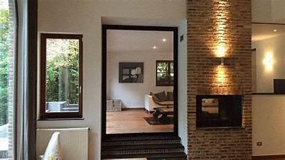 Doors Door Pivoting Revolve Open Contemporist Pivot