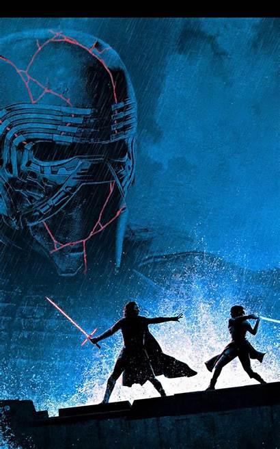 Kylo Ren Rey Vs Wars Resolution Wallpapers