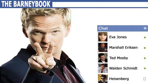 Barney Stinson Is On Facebook. Legendary!