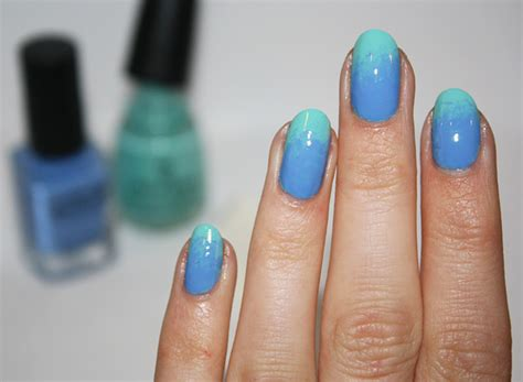Nail Art Diy :  Ombre + Lace
