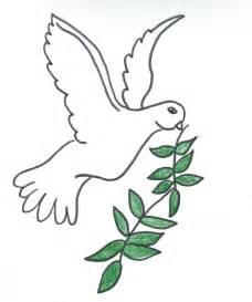 Catholic Confirmation Symbol Dove