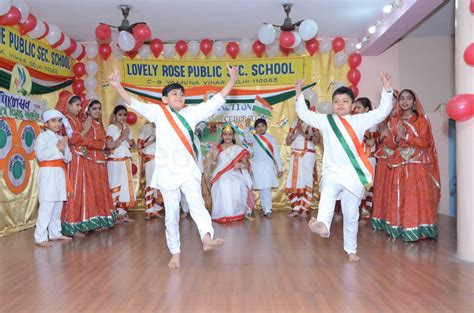 lovely rose public secondary school yamuna vihar