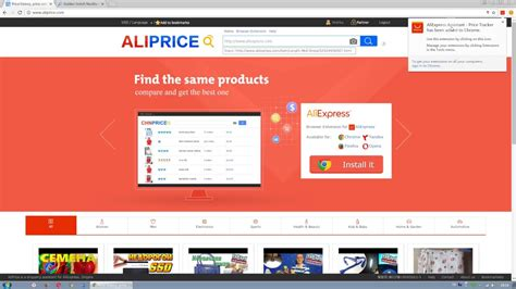 search  items  aliexpress  image youtube