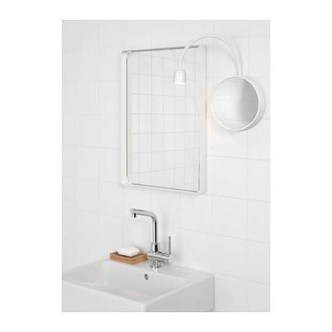 ikea blavik led wall l battery operated white or