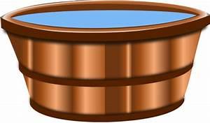 Wooden Bucket Clip Art at Clker.com - vector clip art ...