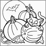 Coloring Halloween Pages Google Pumpkin Sheets sketch template