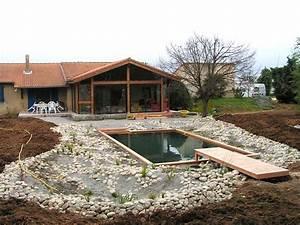 Construction Piscine Naturelle : piscine naturelle 91 ~ Melissatoandfro.com Idées de Décoration