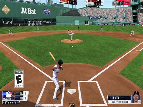 park baseball  game   pc