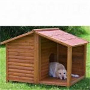 Hundehütte Mit Terrasse : hundeh tte hundet r g nstig bei zooplus ~ Watch28wear.com Haus und Dekorationen