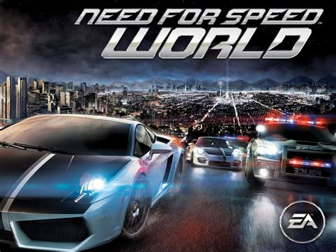 Need For Speed World  Play The Full Mmo For Free