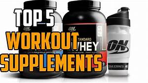 Top 5 Best Pre Workout Supplement- Pre Workout Supplements Review