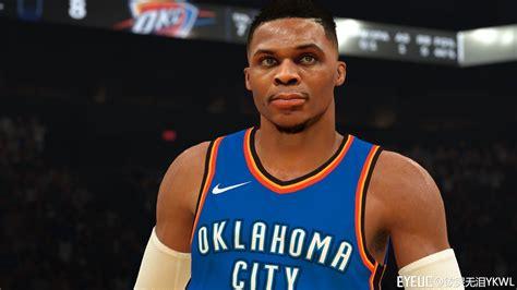 NBA 2K19 - Russell Westbrook Cyberface by YKWL - Shuajota ...