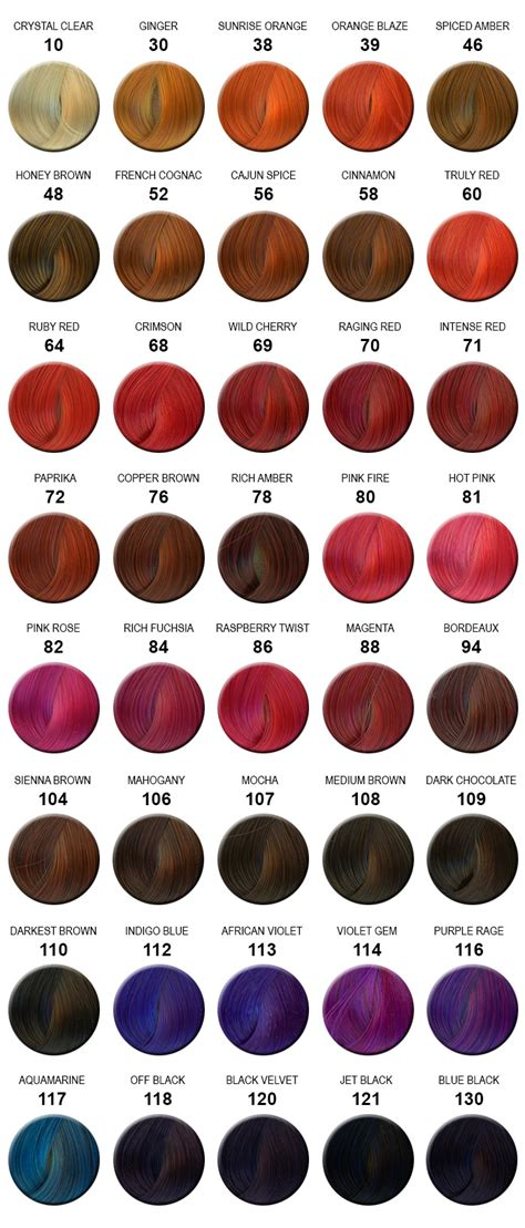 adore hair color review creative image adore semi permanent hair color human