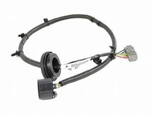 Jeep Cherokee Wiring  Trailer Tow   7 And 4 Pin Wiring Harness