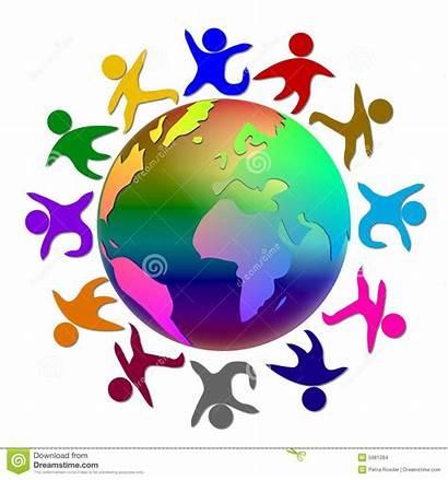 Peace Monde Paix Wereld Around Clip Dancing