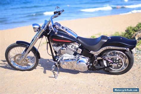 Harley-davidson Fxst For Sale In Australia