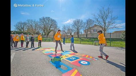 À Grans En France  Jeux D'école, Aires De Jeux, Jeux