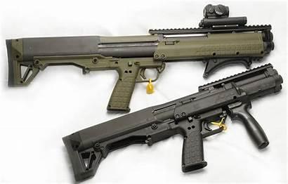 Ksg Kel Tec Weapon Shotgun Shot Gun