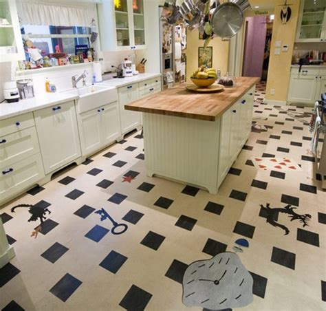 kitchen lino flooring best info about the different types of kitchen linoleum 2239