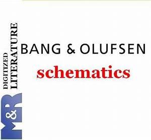 Bang  U0026 Olufsen Beomaster 2400 Schematics For Service