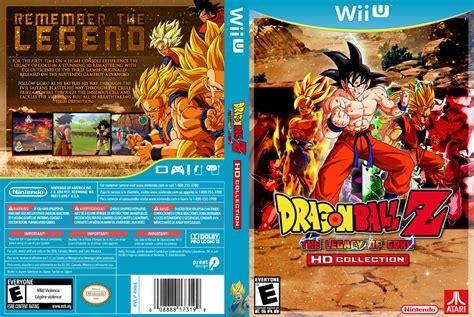 Goku Hd Collection Wii U