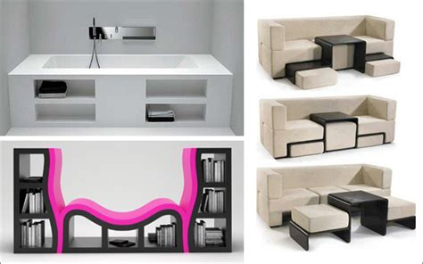 mueble multifuncional  espacios pequenos
