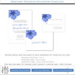 wedding program kits do it yourself do it yourself wedding invitations hibiscus printable