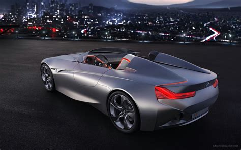 2018 Bmw Vision Connected Drive Concept 2 Wallpaper Hd