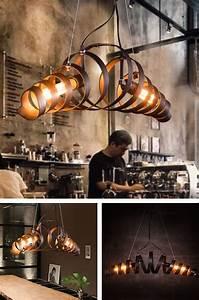 Lampe Industrie Look : industrial look lampen glas pendelleuchte modern ~ Markanthonyermac.com Haus und Dekorationen