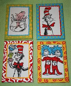 90 best kids bathrooms images on pinterest kid bathrooms With kitchen cabinets lowes with dr seuss canvas wall art