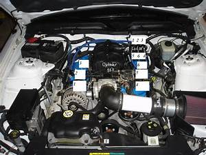 2006 Mustang V-6 4 0 Plug Replacement