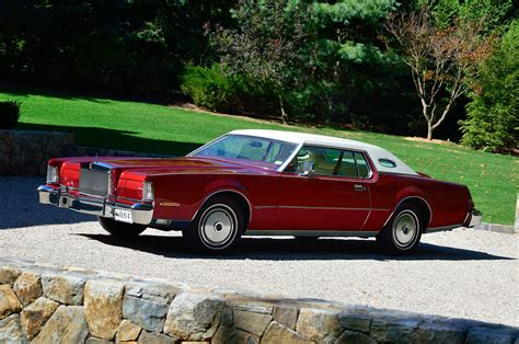 Collectible Classic: 1972-1976 Lincoln Continental Mark IV