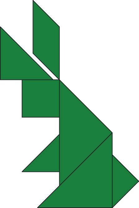 tangram ein legespiel