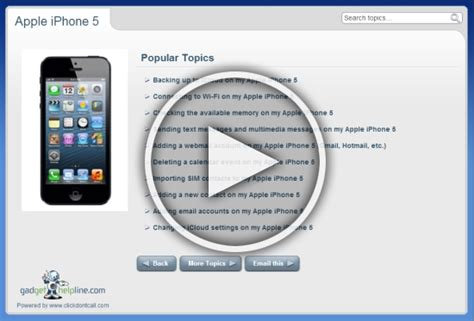 iphone 5 manual apple iphone 5 interactive guide an manual for