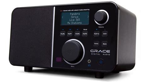 grace digital gdi ir2600 wi fi radio featuring pandora npr on demand