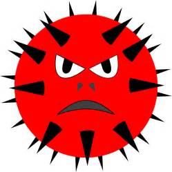 HIV Virus Clip Art