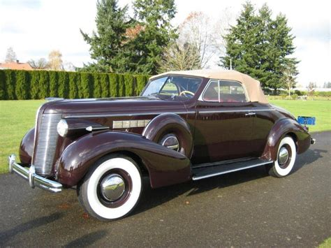 Buick Trucks For Sale by 1937 Buick Century Convertible Coupe For Sale 1731426