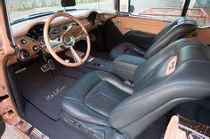 custom interior  chevy bel air google search