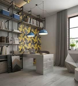 Home Style Tapete : rost optik und beton f r eine urbane einrichtung im industrial style ~ A.2002-acura-tl-radio.info Haus und Dekorationen