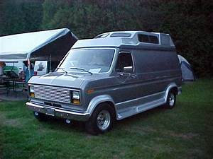 Boopvanner5 1988 Ford Econoline E150 Passenger Specs