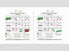 Calendarios Escolares Ciclo 2016 2017 Secretaría de