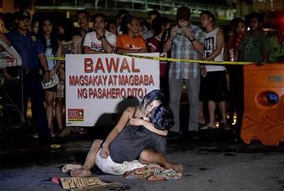 Philippines Killings Duterte Manila War Drug Drugs