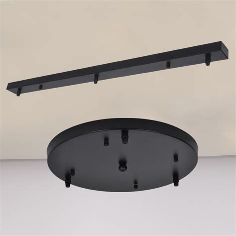 ls chassis lighting plate 50cm length pendant