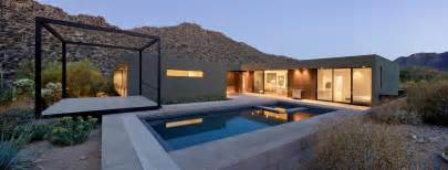 desert house plans desert house with awesome viewing veranda next to pool modern house designs
