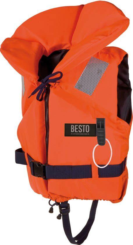 Reddingsvest Bol by Bol Besto Racingbelt 55n Oranje Reddingsvest Voor 20