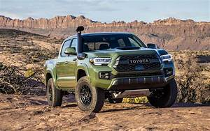 2020 Toyota Tacoma Reviews  News  Pictures  And Video