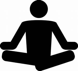 Clipart - yoga
