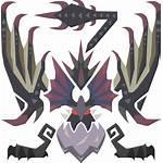 Garuga Yian Monster Hunter Icon Mhw Armor